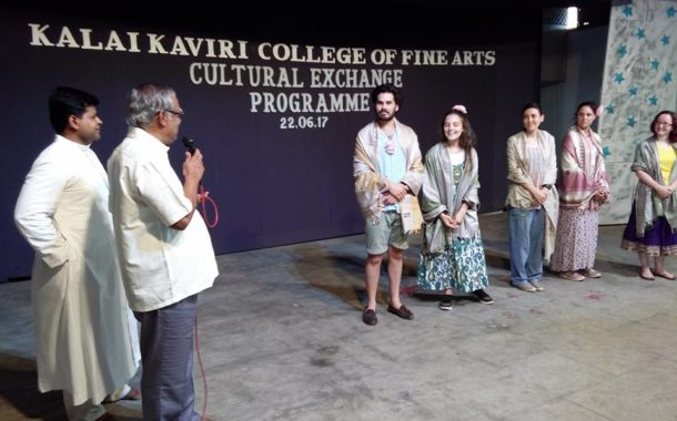 Cultural exchange program 22/06/2016