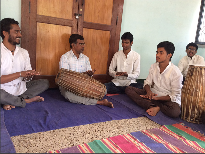Mr. S.T. MURTHI - Assistant Professor In Mridangam