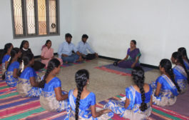 Dr. S. UMAMAHESWARI, M.F.A., M..Phil., Ph.D, MA in Yoga., Assistant Professor in Carnatic Music.
