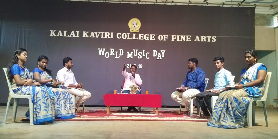 World Music Day  21-06-2018