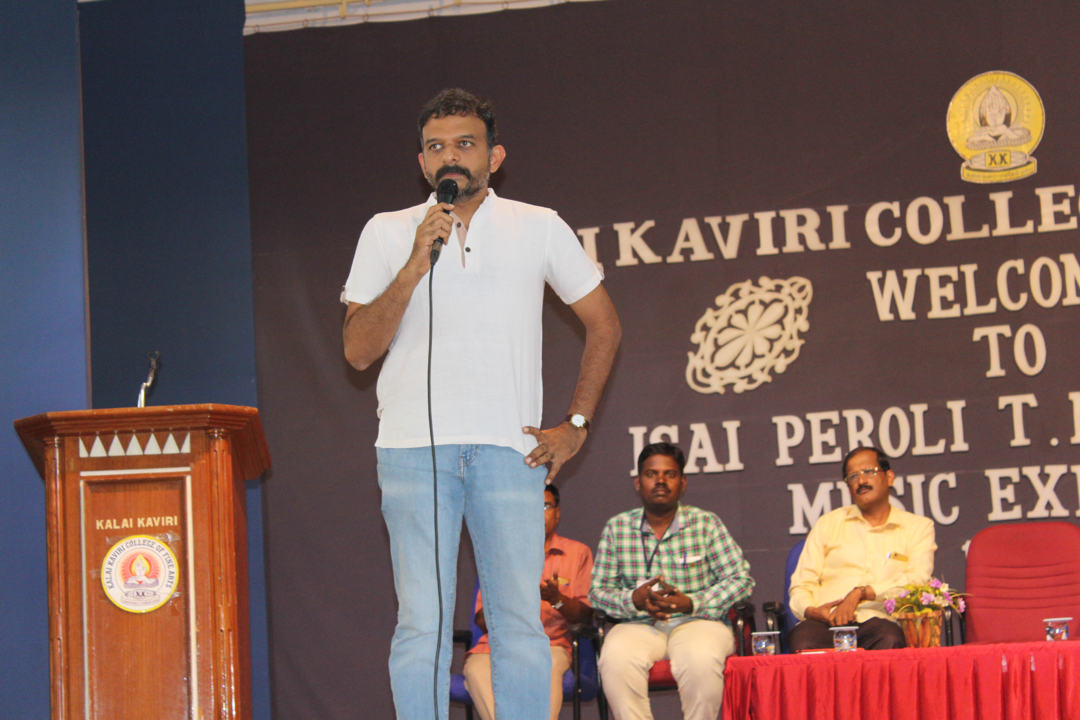 Welcome to Isai Peroli T. M. Krishna - Music Exponent 13-08-2018